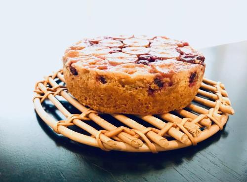 無花果のバターケーキ アイキャッチ