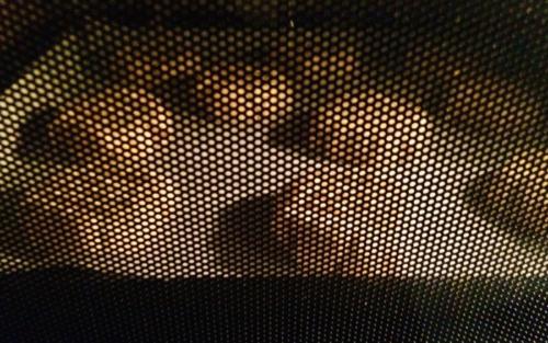 ピナッツバタークッキーを焼く